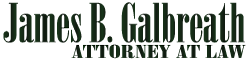 James B Galbreath Logo